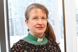Raija Hallikainen, diakonissa, Siilinjärven seurakunta