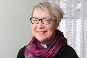 Stina Malinen, diakoni, Kuopion seurakuntien diakoniakeskus